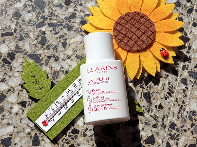 Clarins UV Plus Anti-Polution: Un protector solar Spf 50 que te va a enamorar