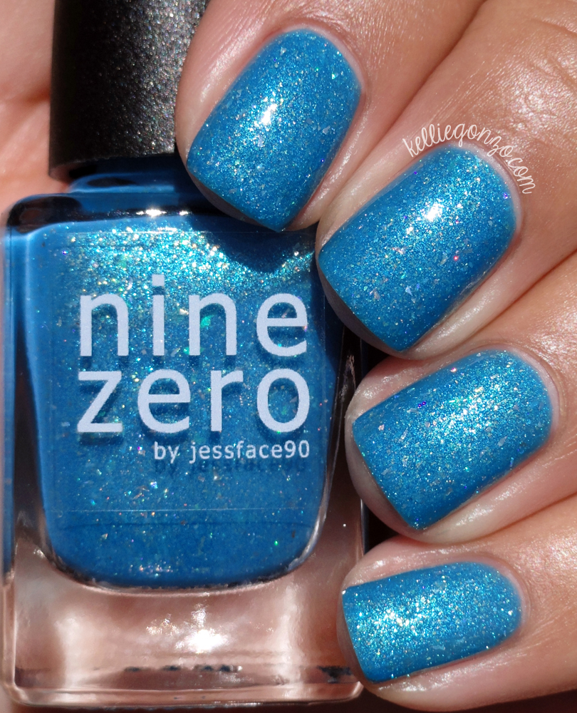 Nine Zero Lacquer Trade Winds