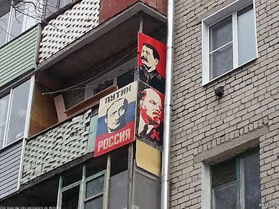 Meine Nachbar ist Kommunist lustige Nachbarschaftsbilder