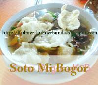 Beragam masakan berkuah ala Nusantara memang tidak terhitung jumlahnya dan tak tertanding Resep Soto Bogor Nikmat dan Halal