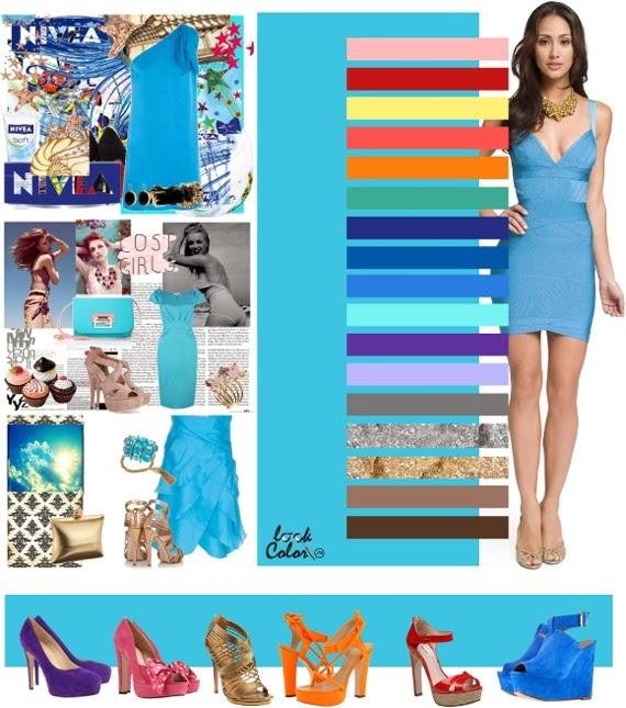 Como Combinar los Colores en las Prendas