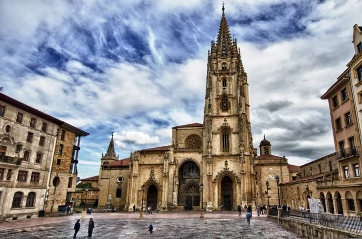 2. Oviedo, Spain - Top 10 Medieval Towns in the World
