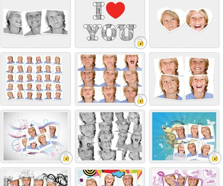Internet Para Bobos: Crea Collages Facilmente Con Photovisi