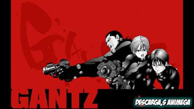 Gantz Manga Servidor: Mega/Google Drive