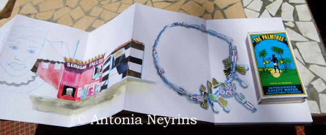 stage atelier workshop masterclass antonia neyrins carnets de voyage carnet bibliothèque médiathèque clichy