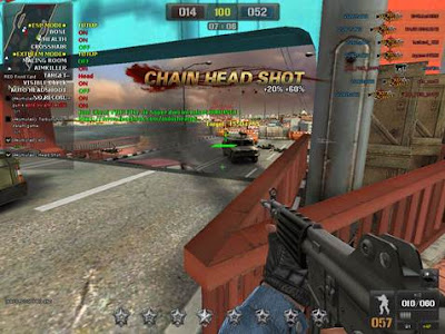9 Juli 2018 - Metionin 5.0 Point Blank Garena Wallhack, ESP Mode, Auto Headshoot, 1 Hit, Aimbullet, Auto Killer, No Recoil, Full Mode VVIP