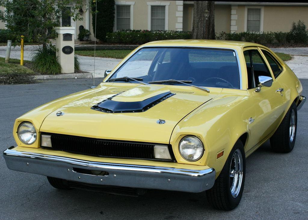 Daily Turismo: V8 Custom: 1975 Ford Pinto