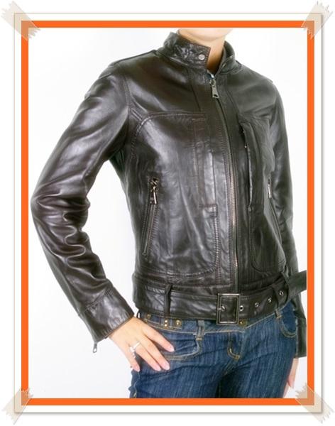 model jaket kulit domba terbaru untuk pria