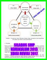 gambar silabus kurikulum 2013 SMP revisi 2017