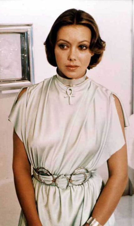 Space1970: August's Space Babe: Jenny Agutter