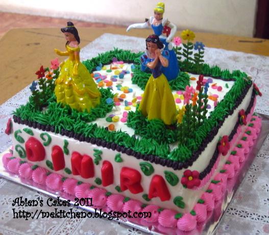 Cake Ulang Tahun Princess Dinira Pusat Kue Ulang Tahun