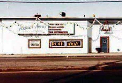 Rock-Away rock club in Rockaway Beach Long Island, New York