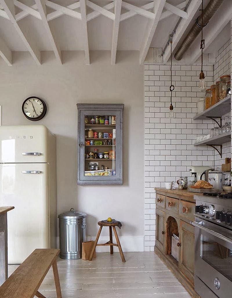 Los must have de una cocina vintage