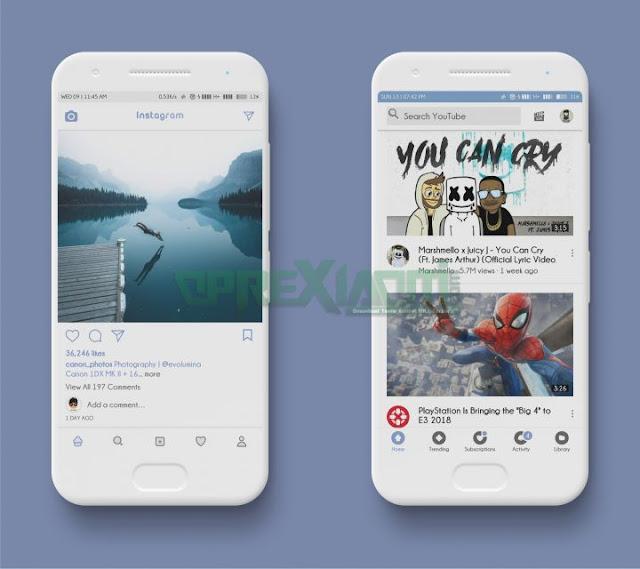 Xiaomi V9 Theme The Pro TT Mtz Full Tema Paling Unik Plus Link Theme Store