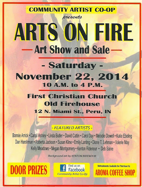 """Arts On Fire"""