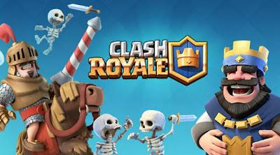 Trick Cara Jitu Agar Selalu Menang Pada Game Clash Royale Terbaru
