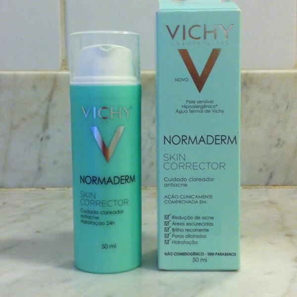 Resenha: Normaderm Skin Corrector - Vichy
