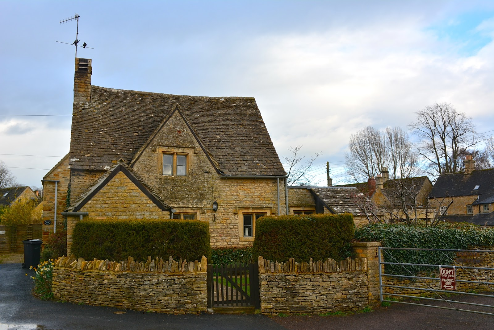 Rose Cottage in Lower Slaughter