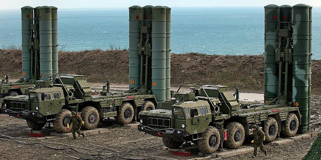 Η Μόσχα χαιρετίζει τη «σθεναρή» στάση της Αγκυρας για τους S-400