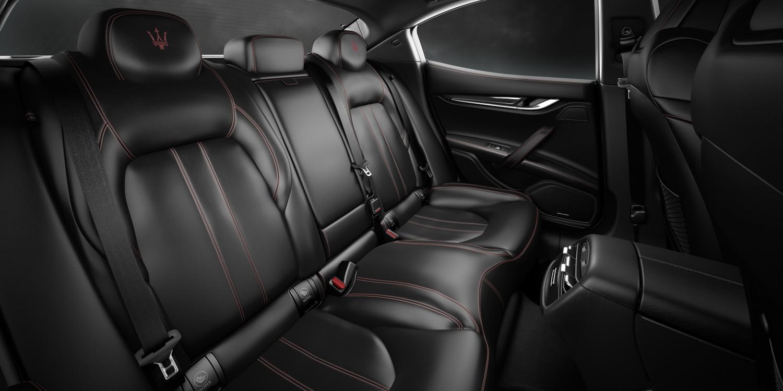 Sedile Imponente E Severo.Maserati Ghibli My17