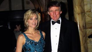 Marla trump, donald trump wife