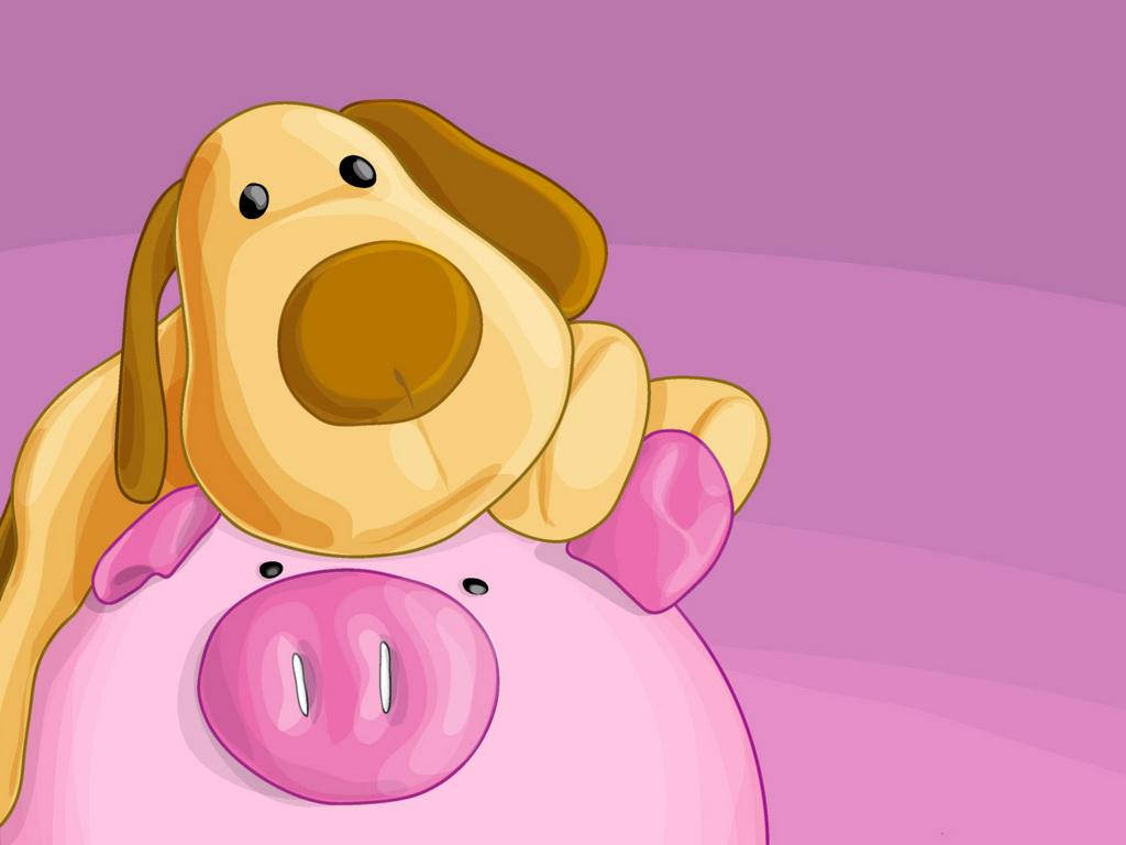 cute cartoon desktop wallpaper - photo #2