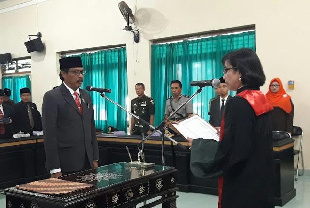 Daeng Akhirnya Resmi Gantikan Fadil Naim Jadi Wakil Ketua DPRD