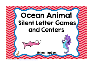 https://www.teacherspayteachers.com/Product/Ocean-Animals-Silent-Letters-2532002