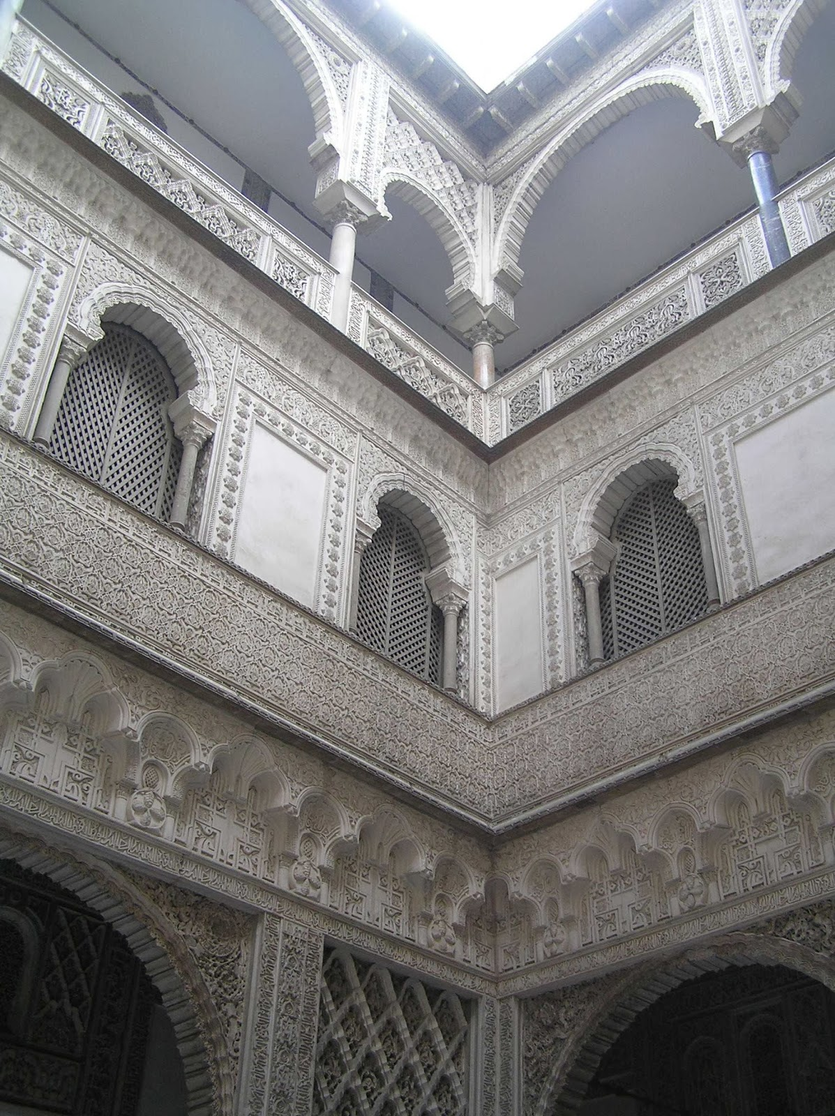 Alcázar de Sevilla.