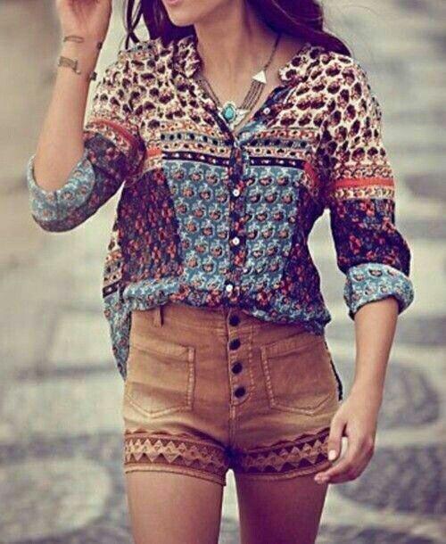 Boho hipster