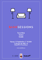Basik Sessions con Travis Birds, Venturi y Gotelé