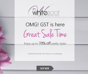 Shop Dress, Tops, Blouse And Skirt At Whitesoot-Malaysia Online Fashion Boutiqe