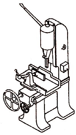 Mechanical Technology: Mortiser Machine