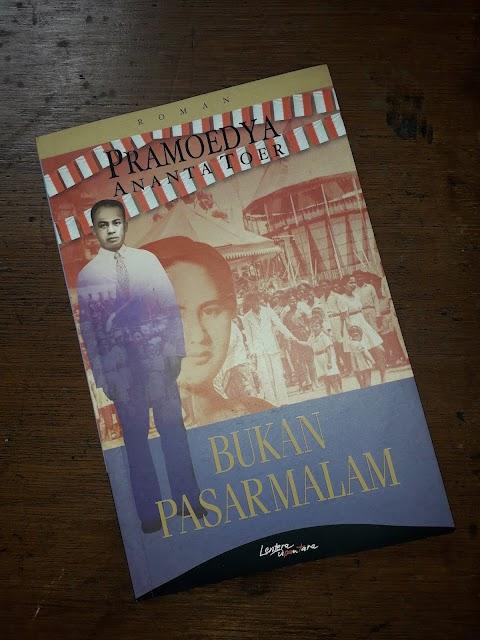 (Review Buku) Bukan Pasar Malam - Pramoedya Ananta Toer