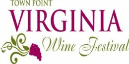 Towne Point Virginia Wine Festival logo