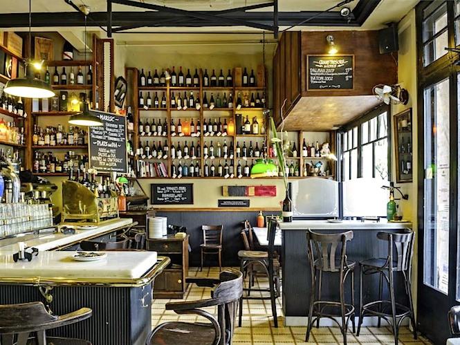 Bar Mut Barcelona