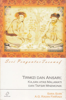 Tirmizi dan Ansari; Kajian atas Malamti dan Tafsir Mnemonik