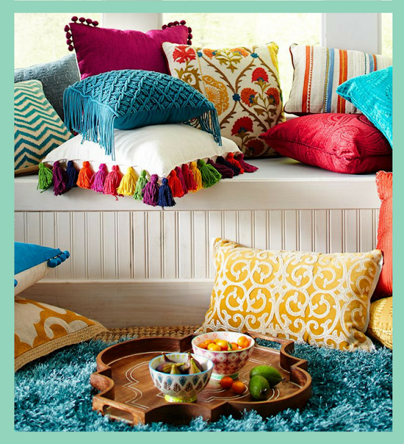 Ideas para una decoración Boho Chic-2
