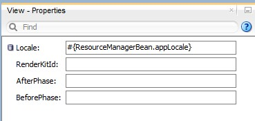 Change live application language/resource in Oracle ADF, Change XML