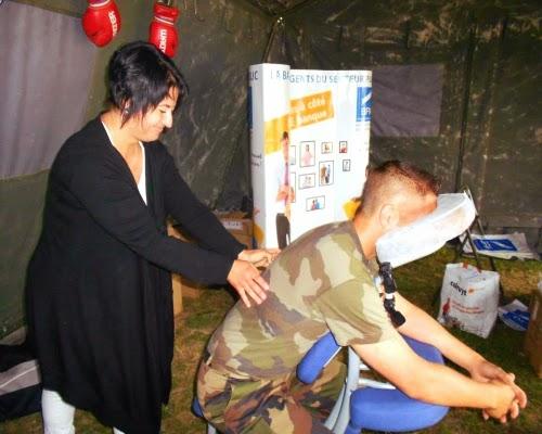massage assis à la minute pas cher aube manifestations festival porte ouverte