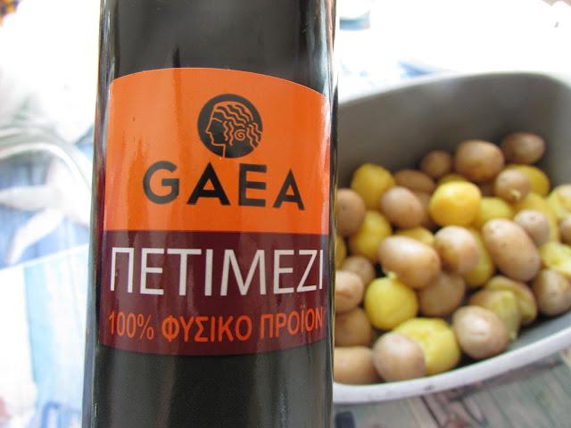 petimezi, melasa winogronowa,