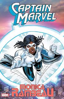 Super Bowl Disney+ Marvel WandaVision, Monica Rambeau, Captain Marvel
