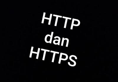 Perbedaan Http dan Https Pada Website dan Penjelasaannya