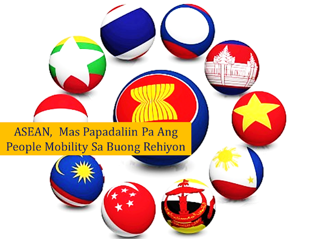 The Association of Southeast Asian Nations (ASEAN), in its goal to improve tourism and economic growth in the region, is now improving ways to mobilize people as a part of the vision called ASEAN Connectivity 2025 which aims to bring common benefit to its member countries.  It means hassle-free travel, education and job opportunities for all ASEAN members translated to robust economic boom and active tourism.  Advertisement         Sponsored Links     One way to do this is by improving the mobility of people within ASEAN, thus, unlocking greater opportunities for the entire region.      Around seventy ASEAN officials representing the education, labour, and economic sectors participated in the Third National Qualifications Framework (NQF) Phase IV Workshop yesterday. The workshop focused on developing some components of the ASEAN Referencing Report and an informal peer review exercise which served as a venue for learning exchange from the experience of the endorsement process of the European Qualifications Framework Referencing Report.      In her opening remarks, the Chair of the ASEAN Qualifications Reference Framework Committee, Ms. Rosimah Sumaimah Binti Haji Matassim from Brunei Darussalam National Accreditation Council stressed the importance of the workshop as a crucial step to progress into actual activities of the referencing process for ASEAN Member States (AMS) and reviewing process for the AQRF Committee. The workshop took a step-by-step approach to enhance knowledge, support capacity building and accumulate experience of AMS towards the development of a full-pledge AQRF Referencing Report.    On behalf of the Secretary-General of the Ministry of Higher Education, Prof. Dr. Hazman Shah Abdullah, Deputy Chief Executive Officer for Quality Assurance, Malaysian Qualifications Agency (MQA) welcomed all participants of the Workshop. He highlighted that Malaysia's strong commitment to the AQRF is part of their support to the ASEAN Community, and that through the involvement of the referencing exercise, Malaysia could learn and share with other AMS in pursuit of enhanced quality in higher education, better promotion of lifelong learning and people-to-people mobility.    The event was hosted by the MQA in coordination with the ASEAN Secretariat with support from the ASEAN-Australia-New Zealand Free Trade Area Economic Cooperation Support Programme.  READ MORE: 11 OFWs Illegally Detained In A Room For 1 Week, Asking For Help   You Too Can Earn As Much As P131K From SSS Flexi Fund Investment    Survey: 8 Out of 10 OFWS Are Not Saving Their Money For Retirement    Dubai OFW Lost His Dreams To A Scammer