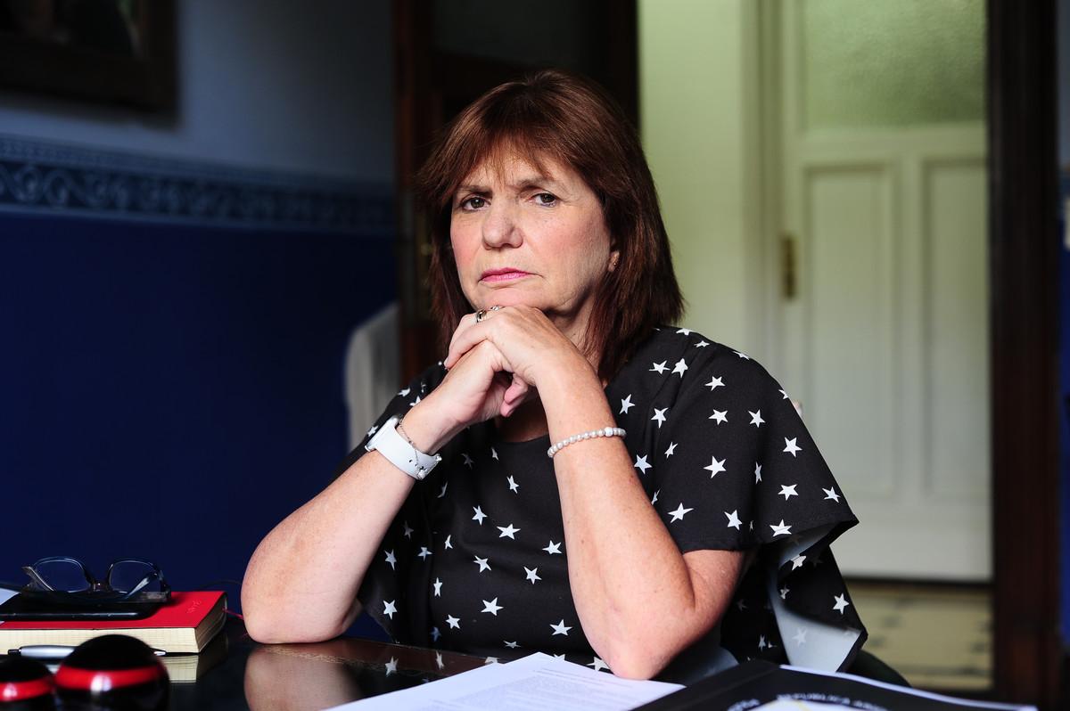 Patricia Bullrich, sobre las prisiones domiciliarias: La solución no es liberar presos peligrosos
