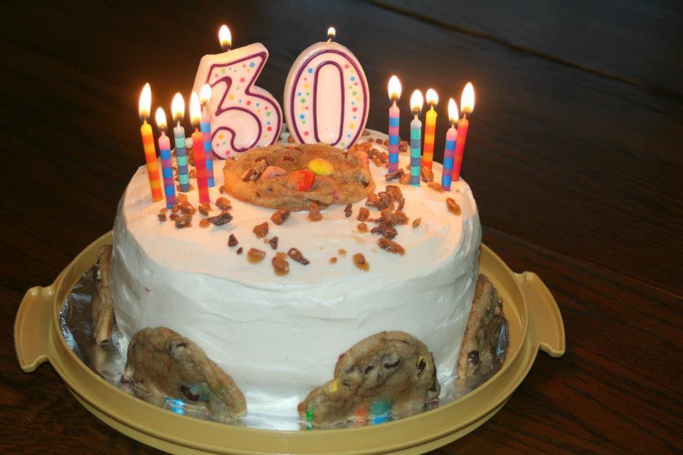 Happy Birthday Cake Me