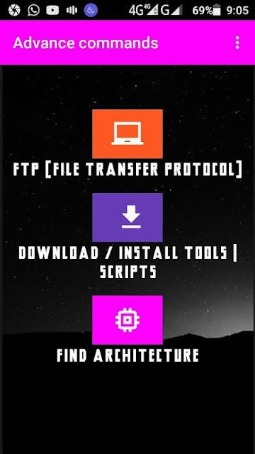جميع أوامر Terminal Emulator للاندرويد اوامر termux للاختراق fb تحميل جميع ادوات Termux كتاب أوامر termux pdf اوامر termux لاستخراج المتاحات تحميل كتاب Termux pdf شرح اداة nmap termux أوامر اختراق الواي فاي Termux اوامر termux اختراق wifi تحميل كتاب أوامر termux pdf اساسيات Termux اوامر Termux للاختراق الهاتف
