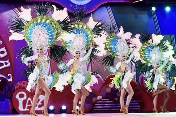 Kisamba ganadora concurso comparsas Carnaval Las Palmas de Gran Canaria 2017