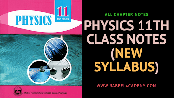 11th Science Physics Book