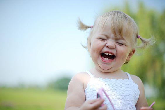 Gülmek, tatlı